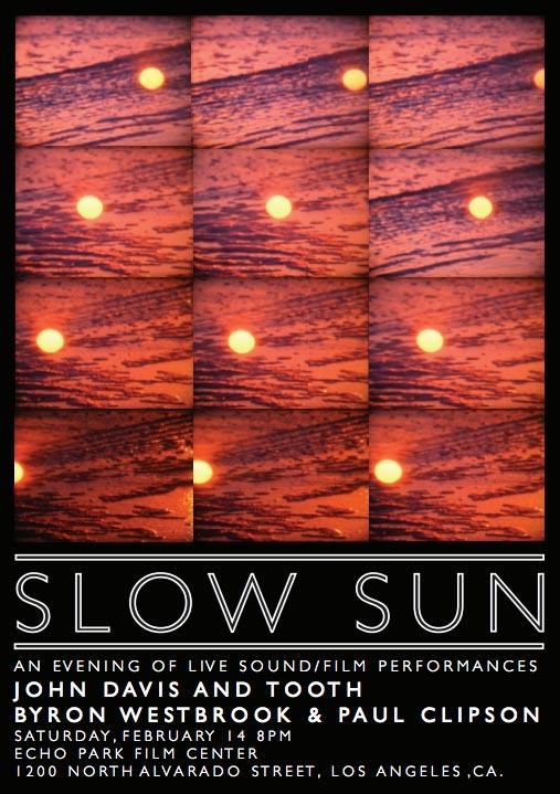slow sun