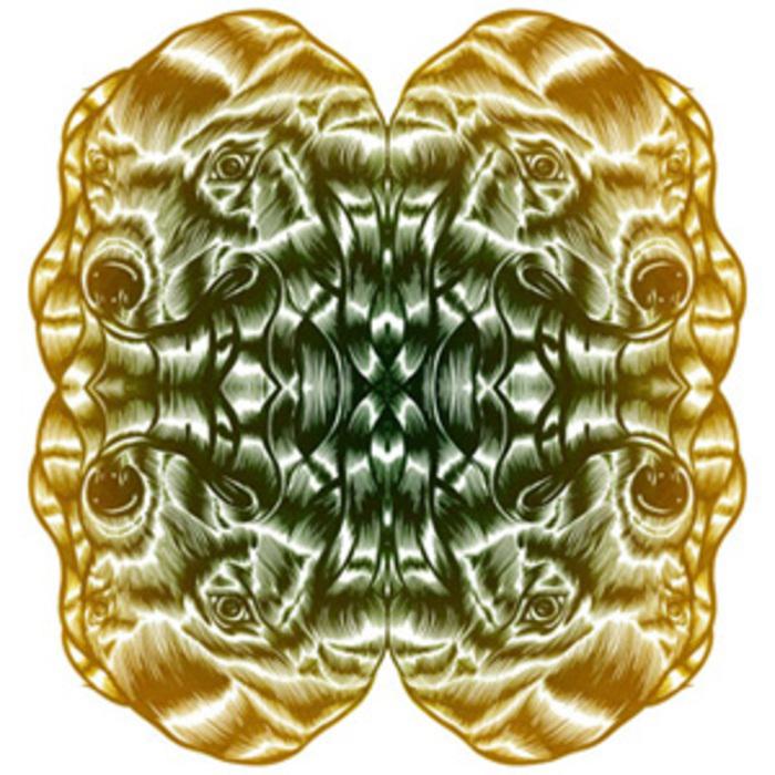 Golden Retriever cover art